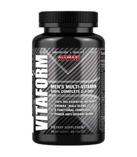 Мултивитамини ALLMAX VITAFORM - витамини за мъже.