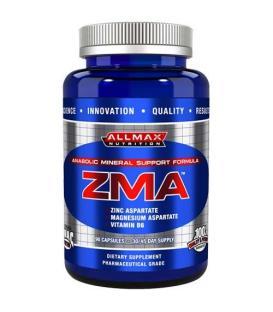 ZMA AllMax - цинк, магнезий и витамин B6