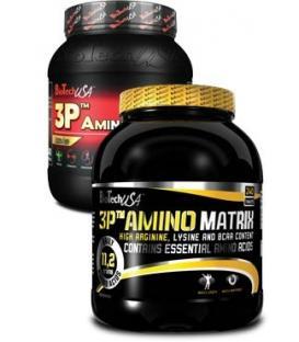 3P Amino Matrix 240tab. - Biotech
