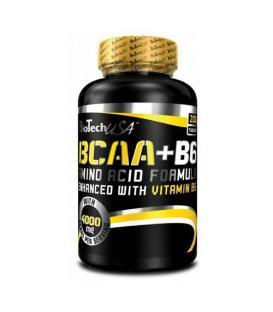 BCAA+B6 - BioTech