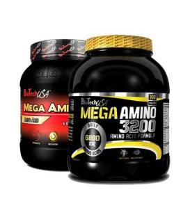 Mega Amino 3200 - Biotech