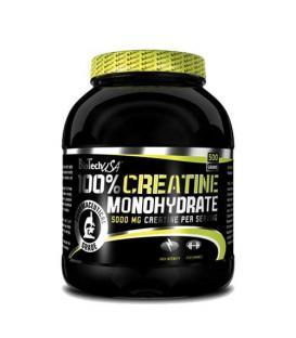 100% Creatine Monohydrate - Biotech