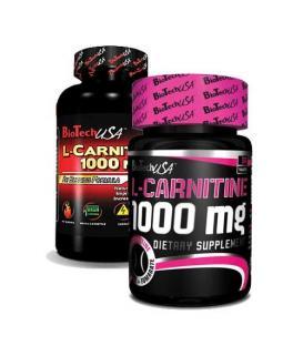 L-Carnitine 30таб. х 1000мг.