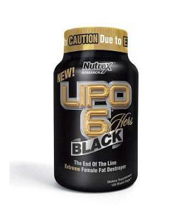 За Жени- Lipo 6 Black Hers