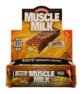 Muscle Milk Bars - вафли