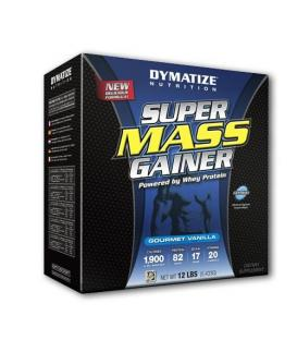 Super Mass Gainer - 5.440kg - Dymatize