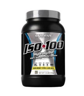 ISO•100 Whey Isolate 0.726kg - Dymatize