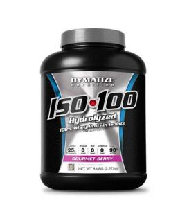 ISO•100 Whey Isolate 2.270kg - Dymatize