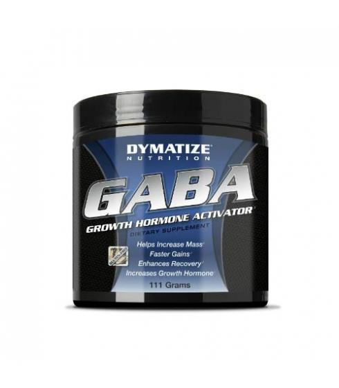 GABA - Growth Hormone Activator 111gr - Dymatize