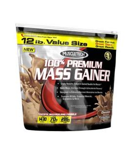 100% Premium Mass Gainer - MuscleTech