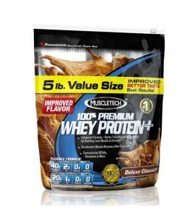 100% Premium Whey Protein Plus 2.270kg - MuscleTech
