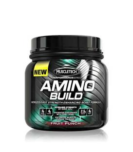 Amino Build 270gr - MuscleTech