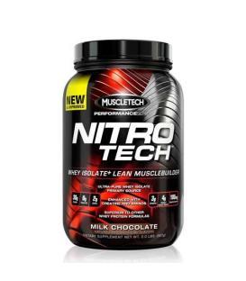 NITRO-TECH 1.814kg - MuscleTech