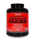 Carnivor Mass 2.720 кг - Гейнър с телешки протеин