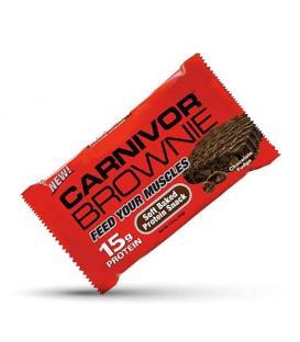 Протеинови вафли - MuscleMeds Carnivor Brownie 52 гр.