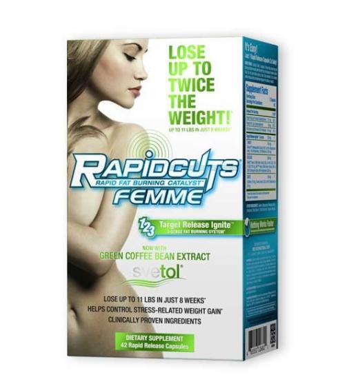 AllMax Rapidcuts Femme - Фет Бърнър за жени