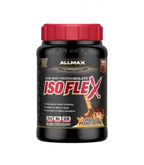 AllMax Isoflex - суроватъчен протеин изолат