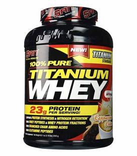 SAN 100% Titanium Whey - 2.335 kg (5 lbr)