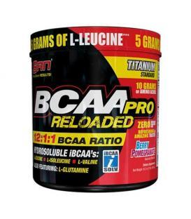 San Bcaa Pro Reloaded 456 гр. - Верижно разклонени аминокиселини.
