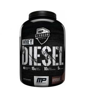 Musclepharm Diesel HARDCORE - суроватъчен протеин.