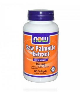 NOW Saw Palmetto Extract - Сау Палмето Екстракт цена.