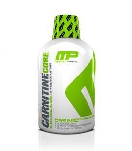 MusclePharm Carnitine Core - течен Л-карнитин цена.
