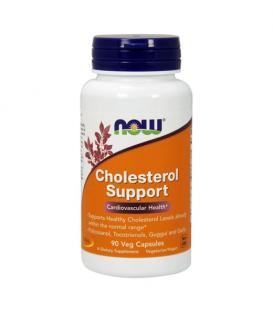 NOW Cholesterol Support - за добър холестерол